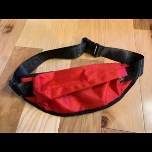 Young and restless ballistic nylon fanny pack